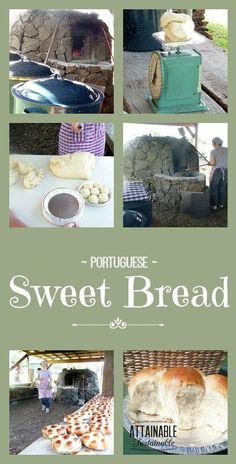 Portuguese sweet bread is common fare in Hawaii, but I still prefer my mom's recipe.