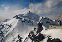 The Ascent to the Schilthorn Swiss Alps, Mount Everest, To Go, Mountains, Places, Travel, Life, Lugares, Viajes