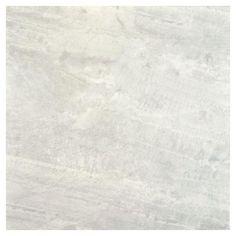 TrafficMASTER 18 in. x 18 in. Light Grey Slate Peel and Stick Vinyl Tile Flooring (27 sq. ft. / case)-41264U - The Home Depot