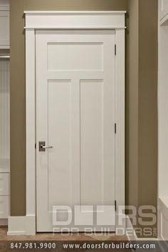 Interior Farmhouse Trim Styles Google Search Moderninteriordoors Craftsman Interior Doors Interior Door Styles Interior Window Trim