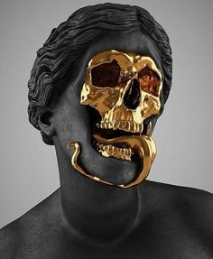 ART | Sculpture by Kevin Francis Gray #kevinfrancisgray #thetrendesign #alwaysintrend #alwayscool | | | | | | | #art #artists #artgallery #artwork #mixedmedia #contemporaryart #gold #sculpture #artlovers #artoftheday #contemporaryart #conceptual #concept #photography #instaart #cool #black #trendy #magazine #onlinemagazine