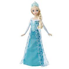 "Disney Frozen Sparkle Princess Elsa Doll -  Mattel - Toys""R""Us   For Ava's Birthday"