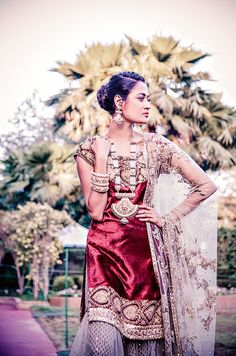 Sharara by Sabyasachi