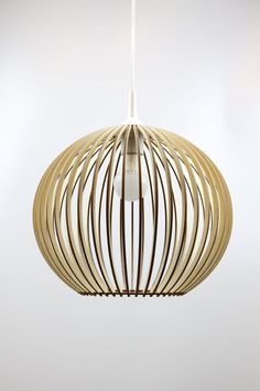 Wooden Lamp / Eco-friendly / Accent for home / Decorative ceiling lamp / Wooden Lamp shade It will look fantastic in Your home, workplace or as a