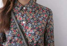 Love this top, not too sure if I could pull it off though!