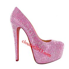 Discount Christian Louboutin Daffodile 160mm Aurora Boreale Pump [Christian Louboutin Outlet 1405] - $89.99 : Christian Louboutin shoes on sale