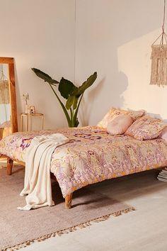 Sylvia Paisley Comforter