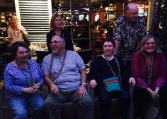 Becky, Tom, Kay, Barb, Don, Becky Jo. Mardi Gras at Pappadeaux 2/17