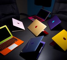 ColorWare MacBook Air Party!