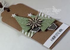 Stampin' Up! products used: