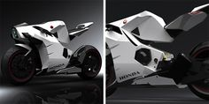 Honda did an amazing body design