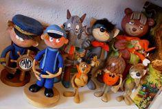 Foky Ottó: Bábfigurák Puppets, Animation, Comics, Hungary, Budapest, Films, Illustrations, Amigurumi, Movies