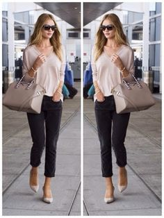 How to Chic: ROSIE HUNTINGTON WHITELEY STREET STYLE