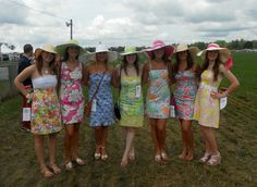 Carolina Cup: Do's and Don'ts -- I wanna go at least one time :)