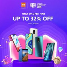 Lazada Malaysia's Birthday Sale is hours away and to celebrate, Xiaomi Malaysia has a treasure trove of deals and . The post Lazada Birthday Sale: Xiaomi Redmi Note at by Vernon appeared first on VERNONCHAN. Youtube Banner Design, Web Banner Design, Menu Design, Ad Design, Printable Banner, Banner Template, Social Media Banner, Social Media Design, Event Banner