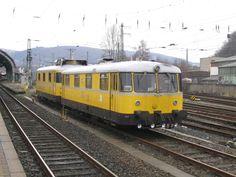 Triebwagen in Hagen Work Train, S Bahn, Regional, Trains, Transportation, Train