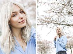 Pastelkleuren en bloesem. Perfect voor je lente fotoshoot.