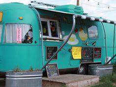 The Local Yolk Food Trailer- Austin