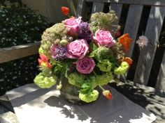 Flowers by Alena Jean