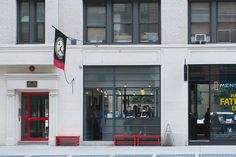 GASOLINE ALLEY COFFEE, NEW YORK