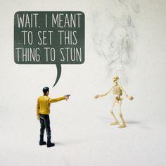 Oops... #StarTrek #Humor