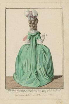 1000 images about 18th century fashion plates on pinterest 18th century fashion et costume. Black Bedroom Furniture Sets. Home Design Ideas