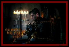 Dean Winchester: Knight Of Hell