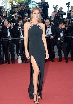 Cannes+Film+Festival+2015:+The+Best-Dressed+Celebrities+via+@WhoWhatWear