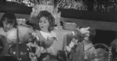 Hear Shirley Temple's Contagious Laughter Again at Her 6th Birthday Party