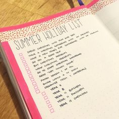 """106 Likes, 9 Comments - JashiiCorrin (@jashiicorrin) on Instagram: """"Writing what is essentially my bucket list for my summer holidays  hoping to get a lot done, both…"""""""