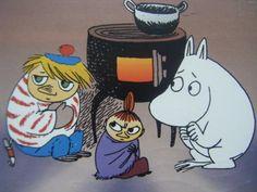 Moomin, Tove Jansson