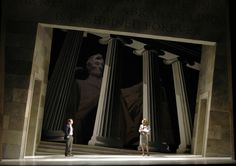 """""""Lincolnesque"""" Set Design by Todd Rosenthal"""