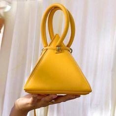 Casual String Triangle Bag for Women Handbags Top-handle PU Leather Shoulder Messenger Bags Lady Girls 2019 Ins Bolsa Sac New Popular Handbags, Trendy Handbags, Cheap Handbags, Fashion Handbags, Purses And Handbags, Fashion Bags, Handbags Online, Small Handbags, Fabric Handbags