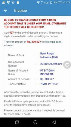 Pt Bitcoin Indonesia