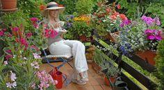 Coole Balkon Bepflanzungsideen - Verschönern Sie Ihren Balkon oder Terrasse!  - #Gartengestaltung