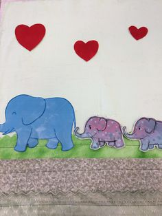 Working on ideas and final designs for the Neonatal Unit at BVH. Deciding on how to layout the elephants