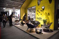 At Maison & Objet Paris, Jan.2016. #ibride #design #home #object #furniture