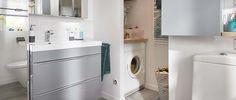 Une salle de bains de moins de 5m² : un maximum de fonctions dans un minimum d'espace