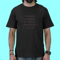 Oh Blood and Water - St. Faustina t-shirts by Artists4God