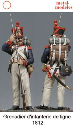 French Army, Miniature Figurines, Napoleonic Wars, Modeling, Military, France, Hunters, Dioramas, Soldiers