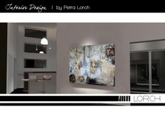 Flat Screen, Germany, Interior Design, Art, Painting Abstract, Product Design, Interior Designing, Blood Plasma, Nest Design