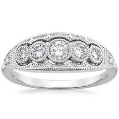 The Viola Diamond Ring