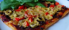 Vegetable Pizza, Vegetables, Food, Red Peppers, Essen, Vegetable Recipes, Meals, Yemek, Veggies