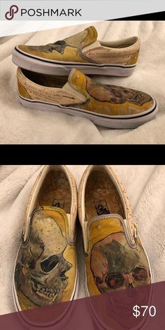 6f021e3e4e Shop Women s Vans Brown Tan size Sneakers at a discounted price at Poshmark.