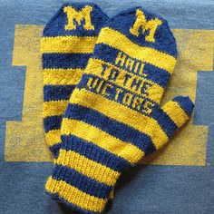 more photos bb2d4 1d4d5 Ravelry  Men s Go Team Mittens pattern by Kathy Lewinski Diy Crochet And  Knitting, Crochet