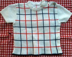Vintage Baby Sweater 912 Months by lishyloo on Etsy, $9.00