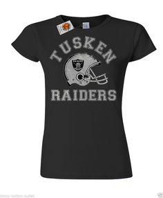 Tusken Raiders Football ladies T-shirt womens inspired by Star Wars retro 50 #JonnyCottonOutlet