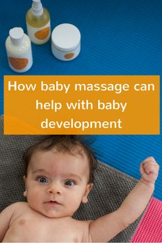 In our 5th article on how to make infant massage part of your routine we look at how baby massage can help with baby development. #babymassage #babymassagetips #FeelNomNom
