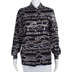 Vintage Knot Blouse for only $95.00   #sweaterweather #fallfashion #fashionista