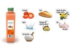 #Fondón #Almería #Andalucía #MadeInAndalucía Productos Solfrío Gazpacho y Salmorejo Andaluz